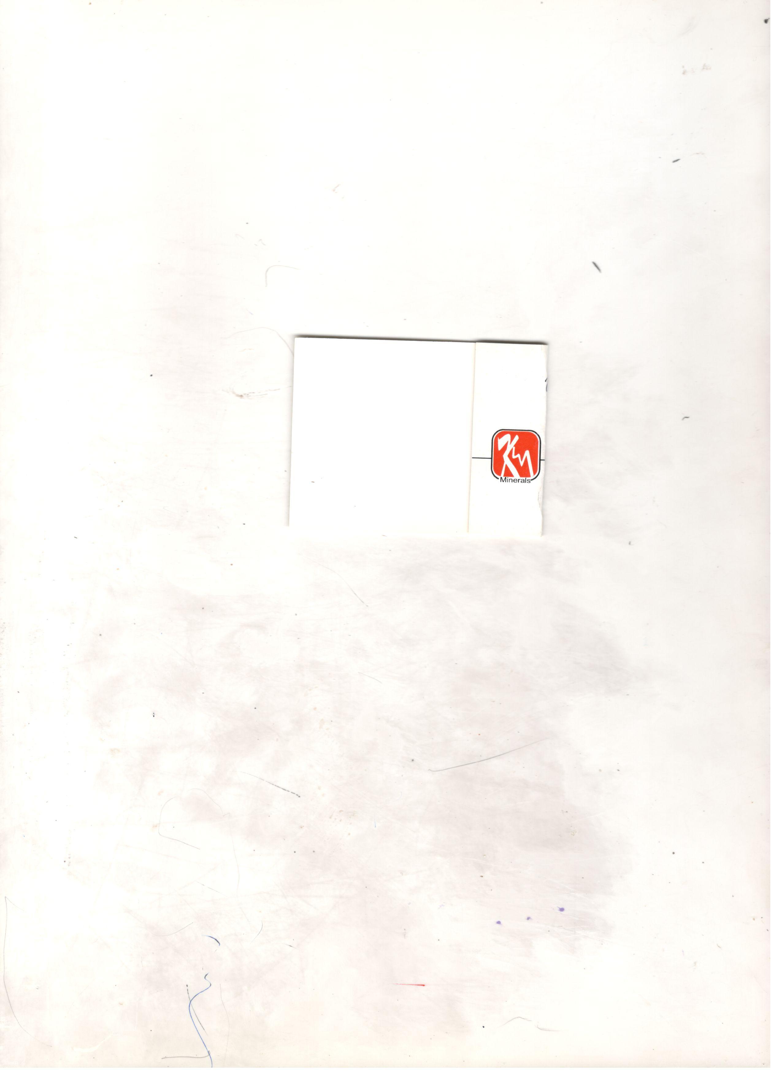 KALPANA MINERALS PVT LTD Cover Background